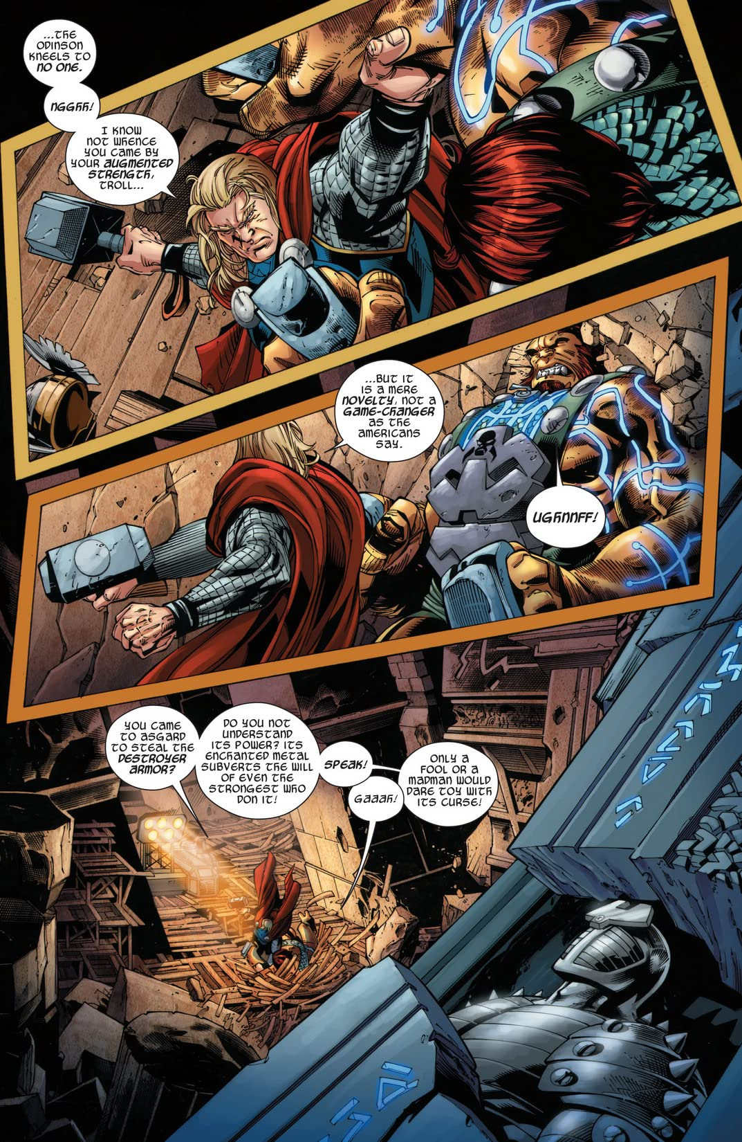 Iron Man/Thor #2 (of 4)