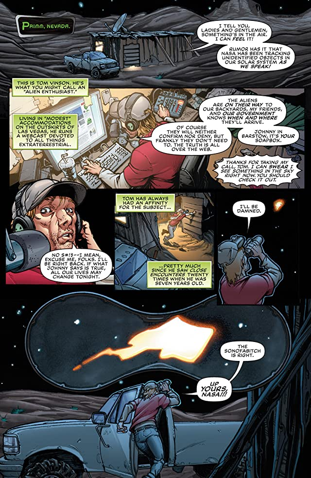 click for super-sized previews of Homecoming #1