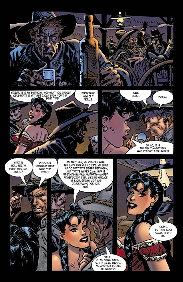 click for super-sized previews of Jonah Hex (2006-2011) #54