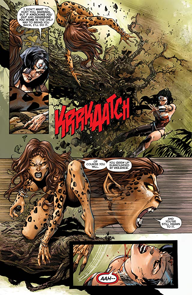 click for super-sized previews of Justice League (2011-) #13