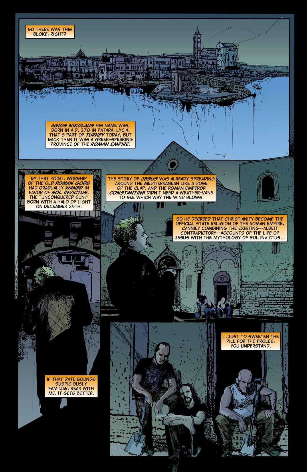 Hellblazer #247