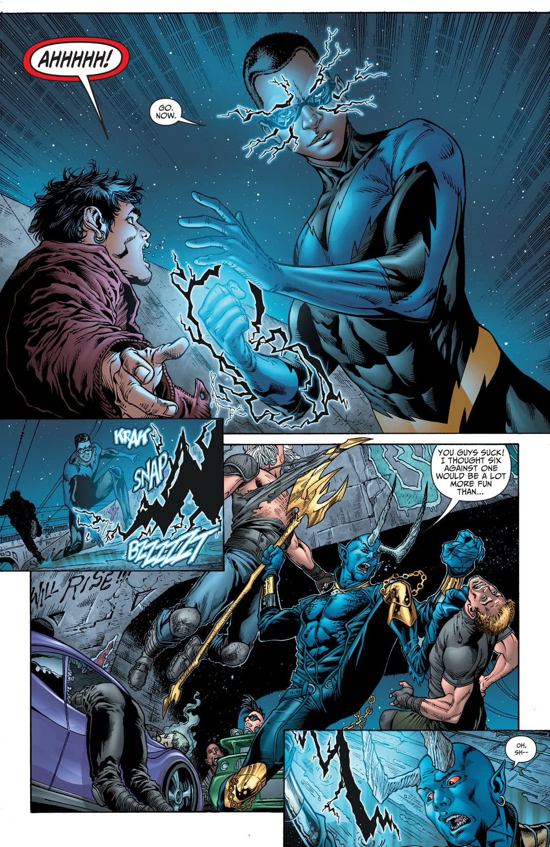 DC Universe Presents (2011-2013) #13