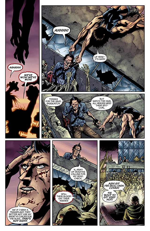 click for super-sized previews of Army of Darkness Vol. 2 #3