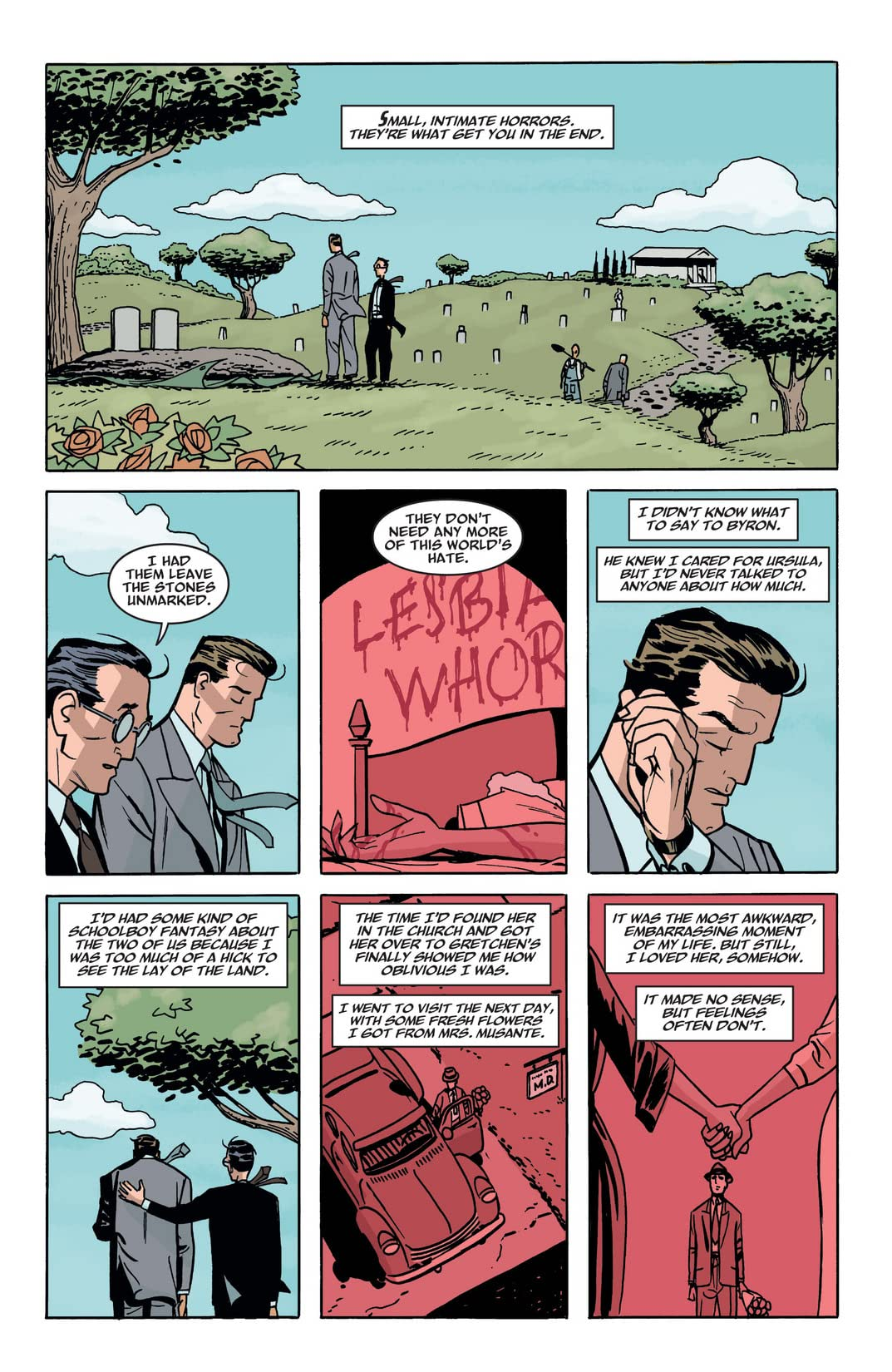 Before Watchmen: Minutemen #4 (of 6)