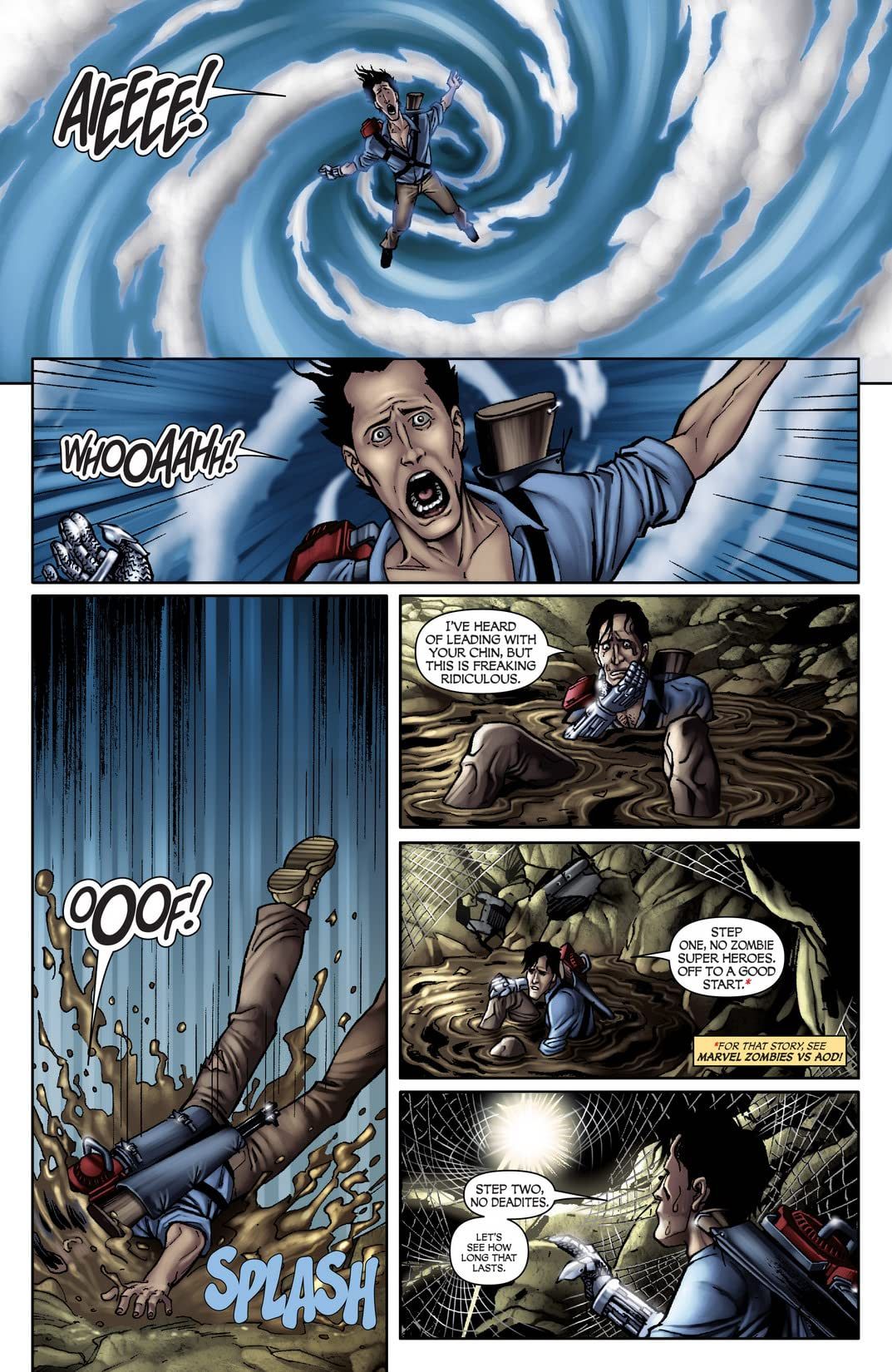 Army of Darkness Vol. 2 #1