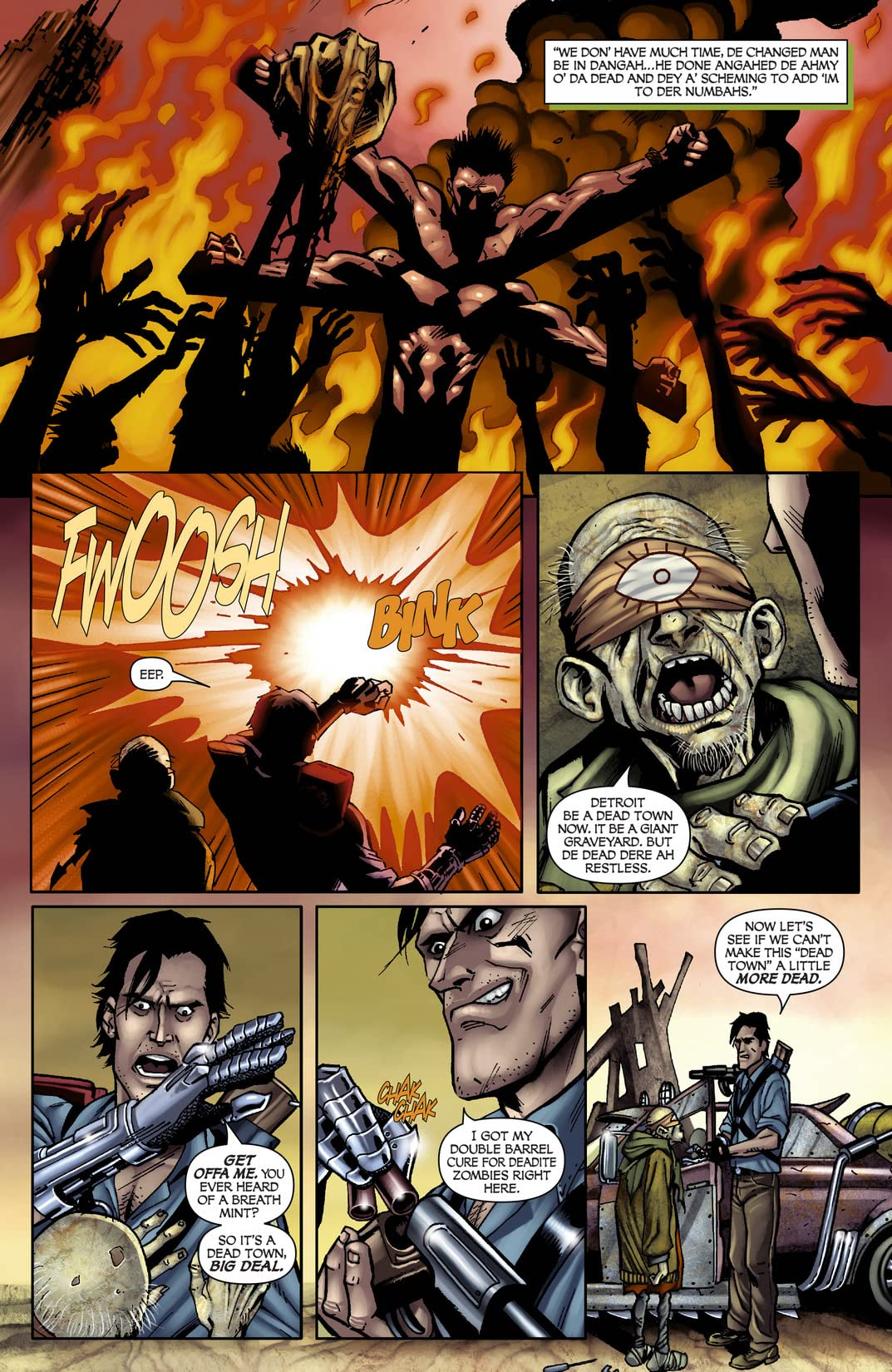 Army of Darkness Vol. 2 #2