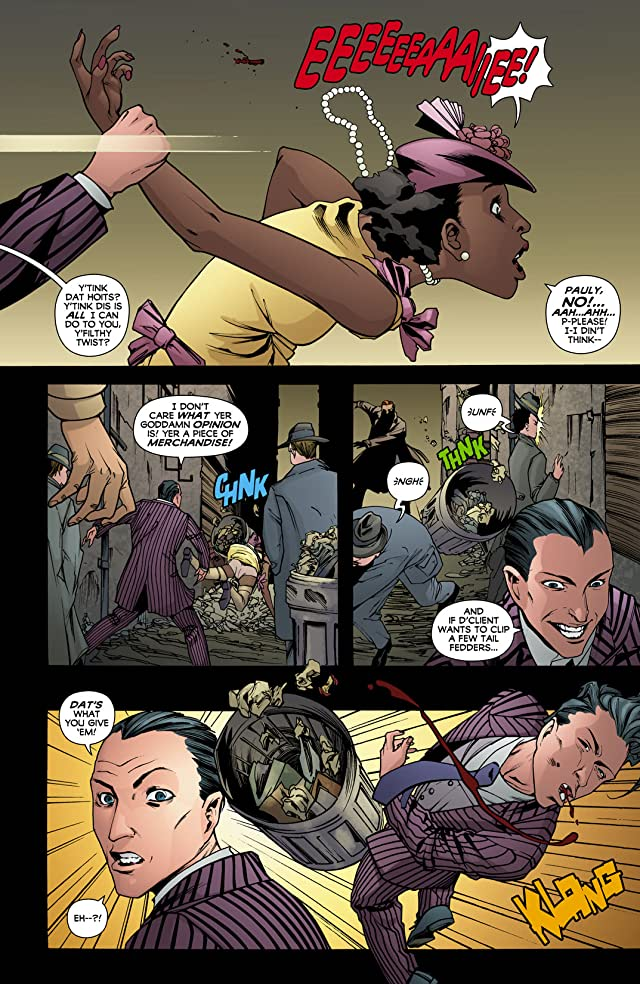 click for super-sized previews of Madame Xanadu (2008-2011) #9