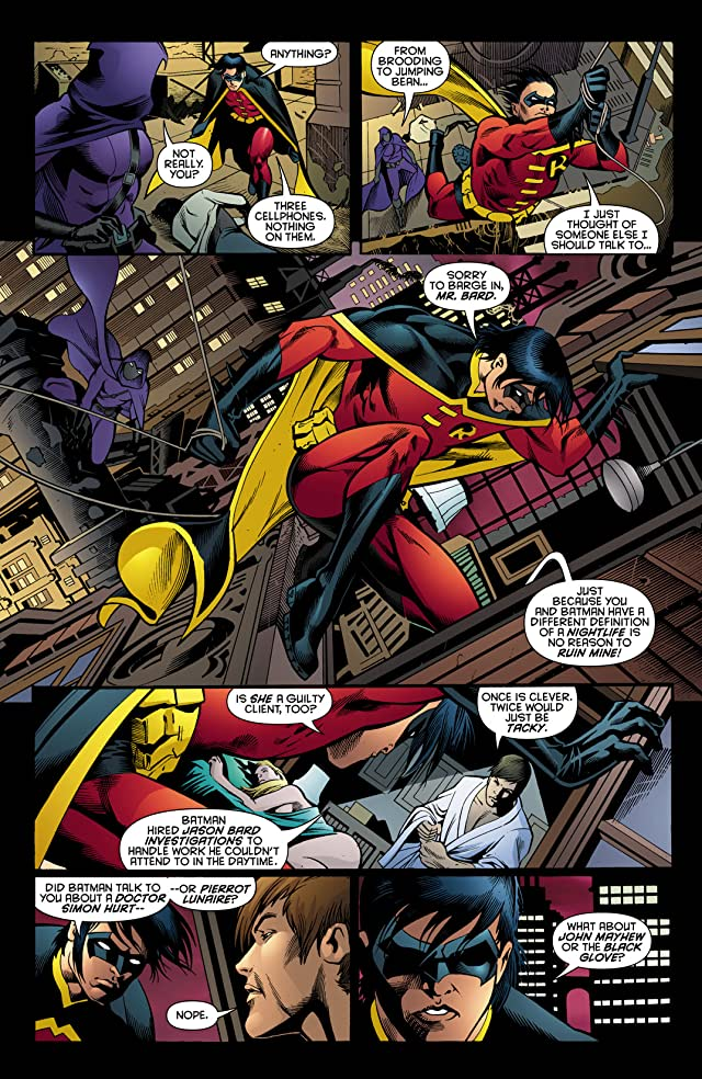 click for super-sized previews of Robin (1993-2009) #176