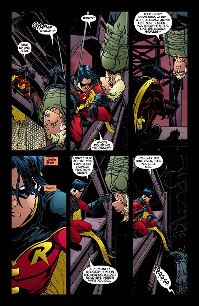 click for super-sized previews of Robin (1993-2009) #177
