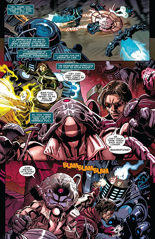 click for super-sized previews of Uncanny X-Force (2010-2012) #13