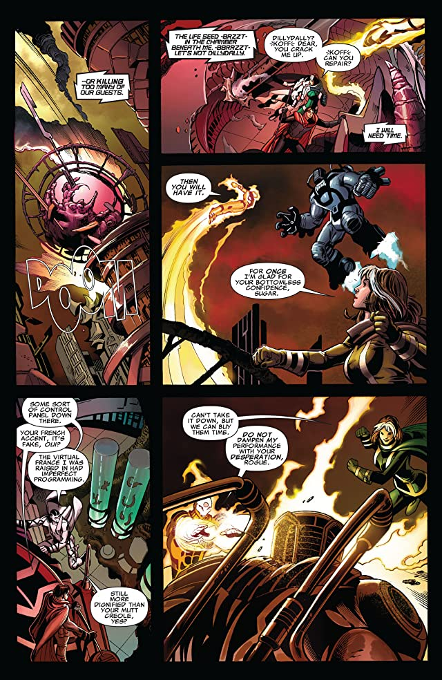 Uncanny X-Force (2010-2012) #13