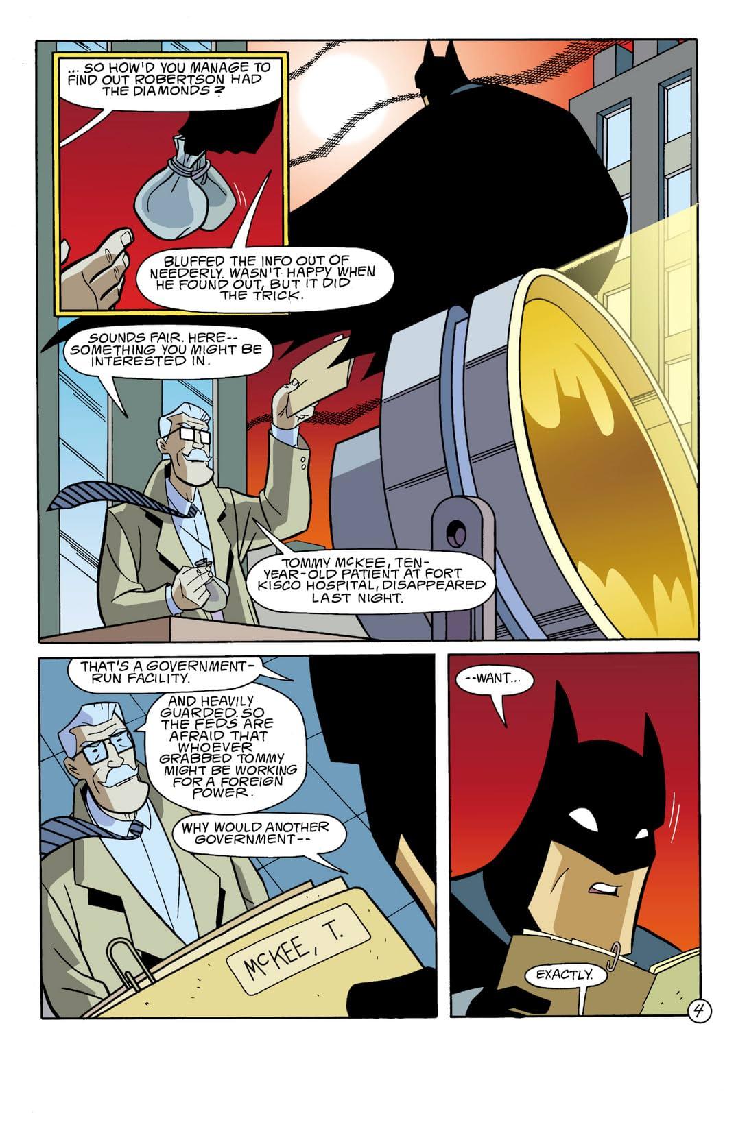 Batman: Gotham Adventures #30