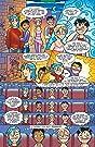 click for super-sized previews of Sabrina Manga #10