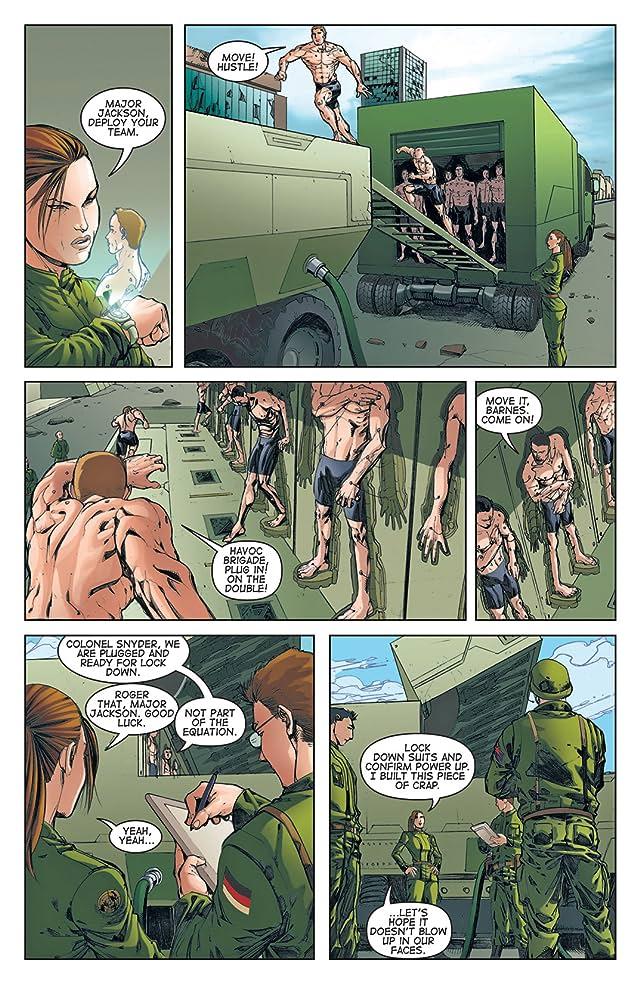 Havoc Brigade #1 (of 4)