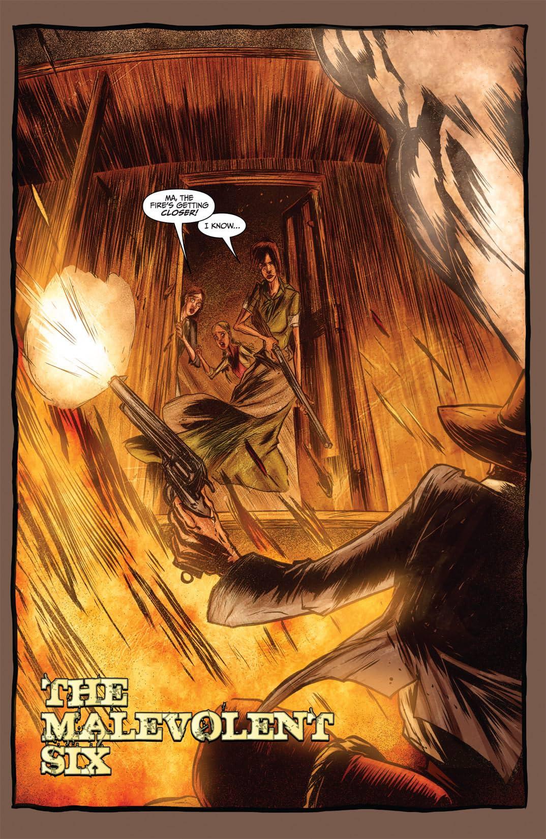 Graveslinger #4 (of 4)