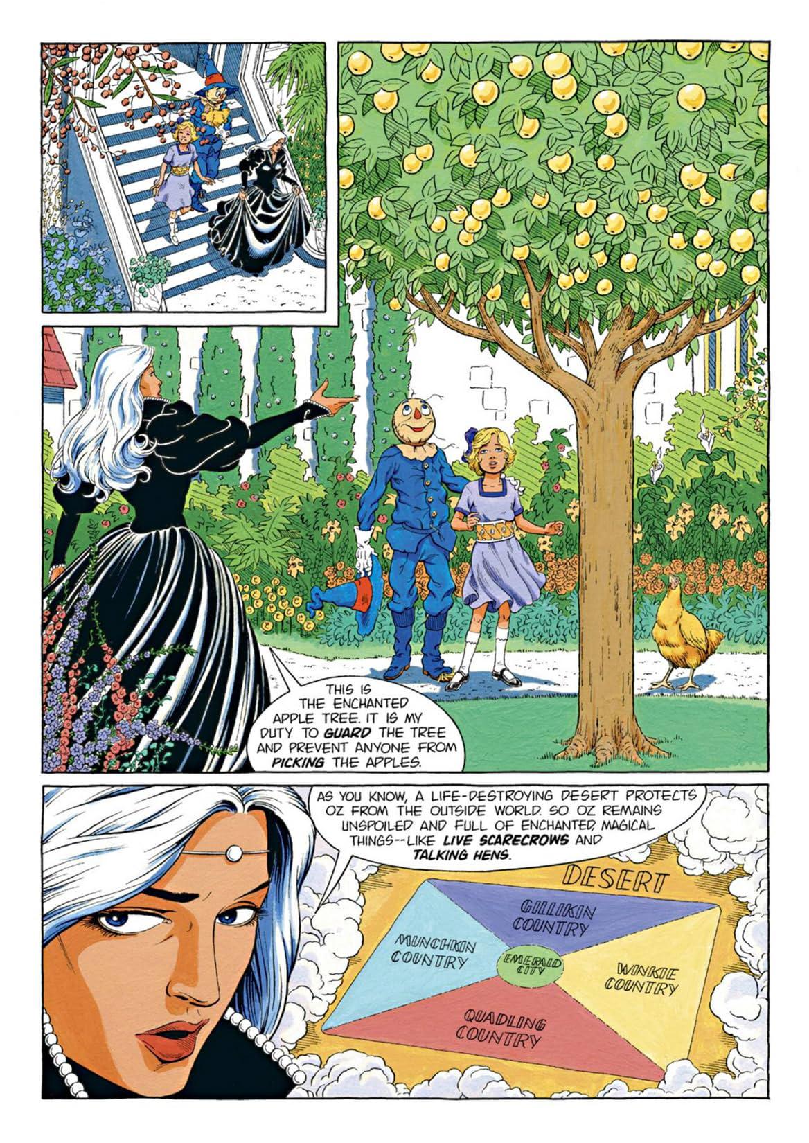 Little Adventures In Oz Vol. 1