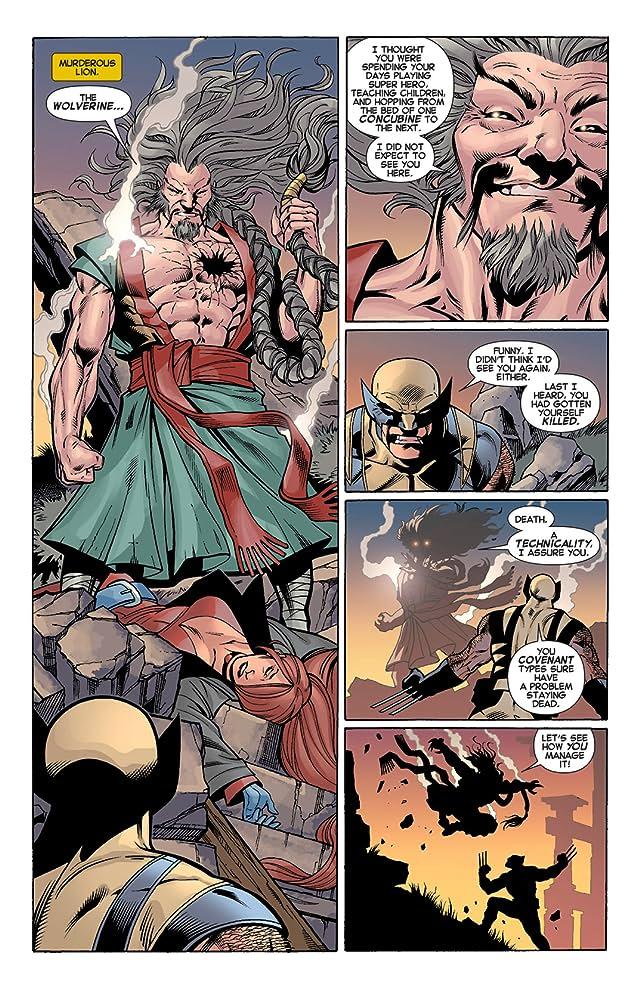 Wolverine (2010-2012) #315