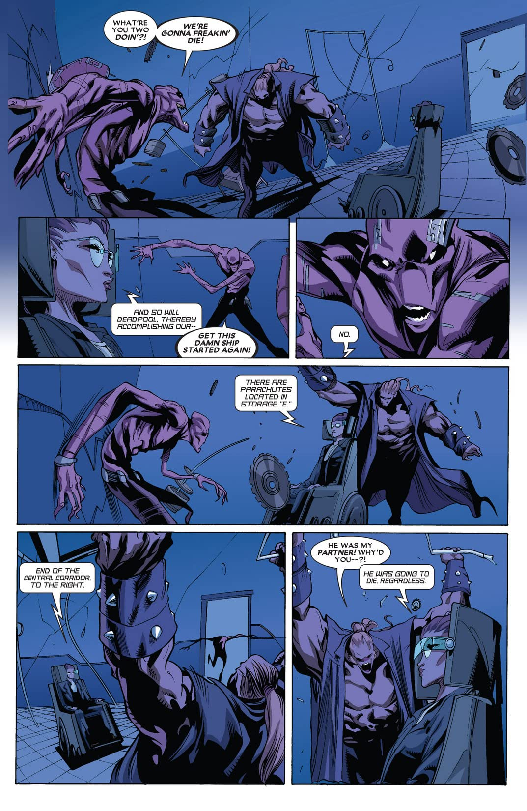 Deadpool (2008-2012) #63