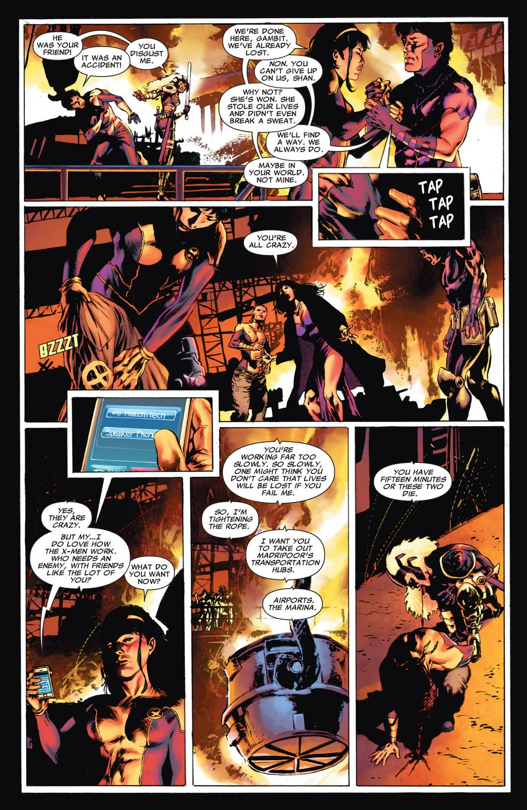Astonishing X-Men (2004-2013) #55