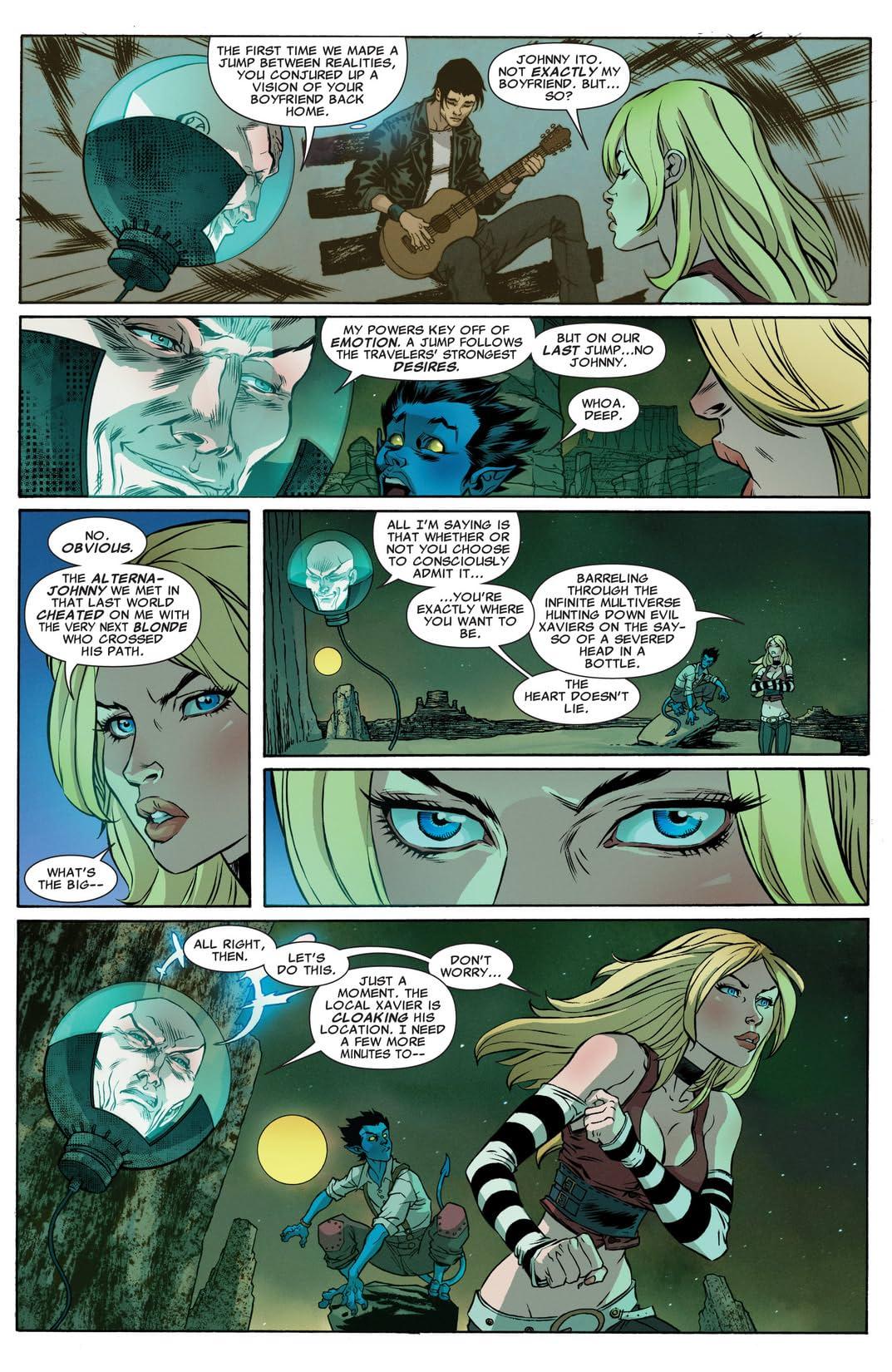 X-Treme X-Men (2012-2013) #5
