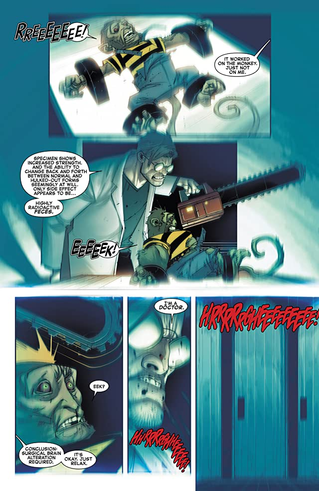 click for super-sized previews of Incredible Hulk (2011-2012) #15
