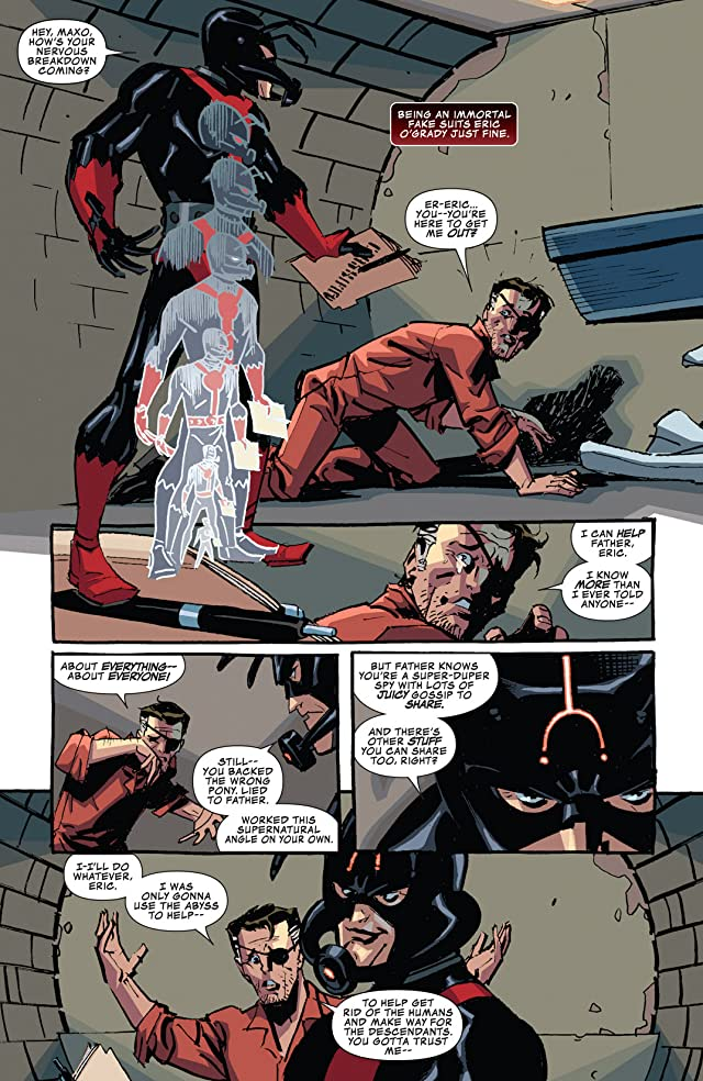 click for super-sized previews of Secret Avengers (2010-2012) #33