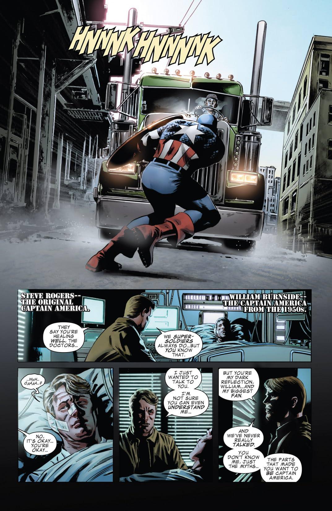 Captain America (2011-2012) #19