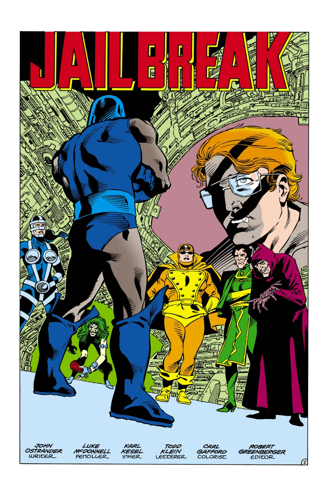 Suicide Squad (1987-1992) #3
