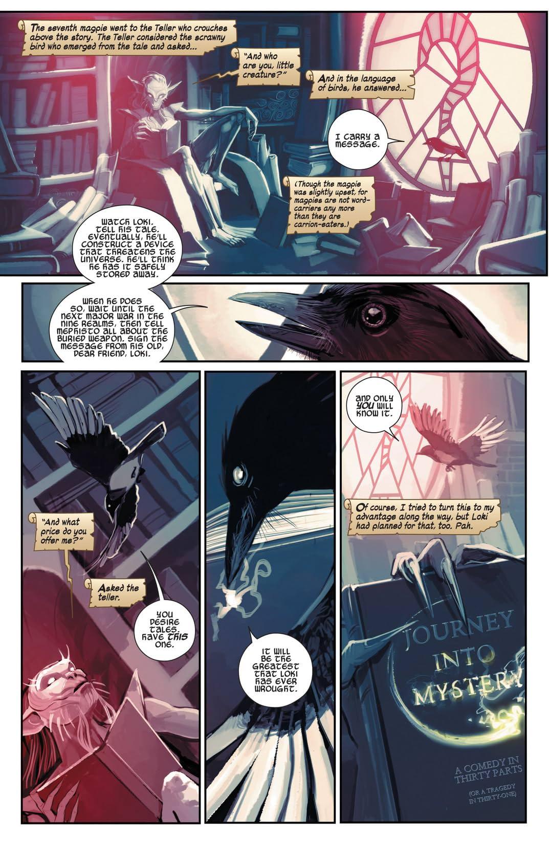 Journey Into Mystery #645