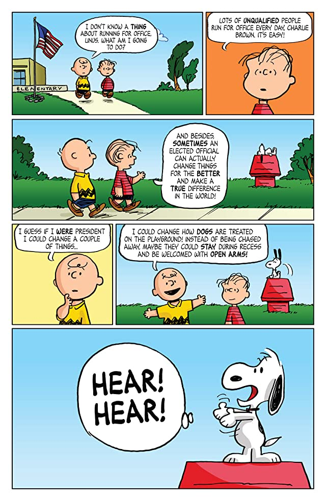 click for super-sized previews of Peanuts Vol. 2 #3