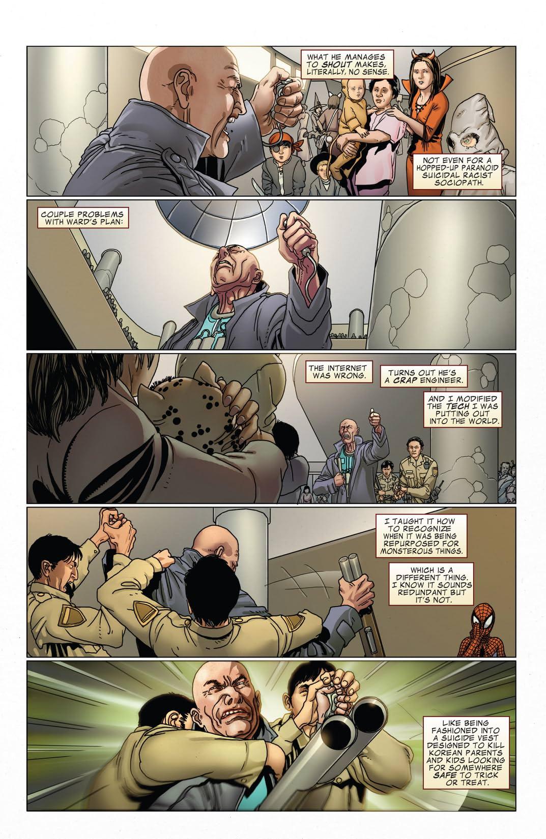 Invincible Iron Man (2008-2012) #527