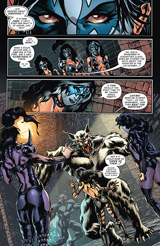 click for super-sized previews of Kiss #5