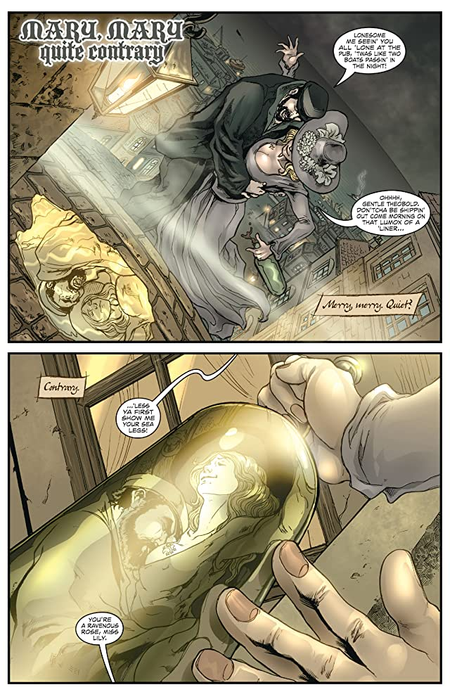 click for super-sized previews of Grimm Fairy Tales: 2008 Annual