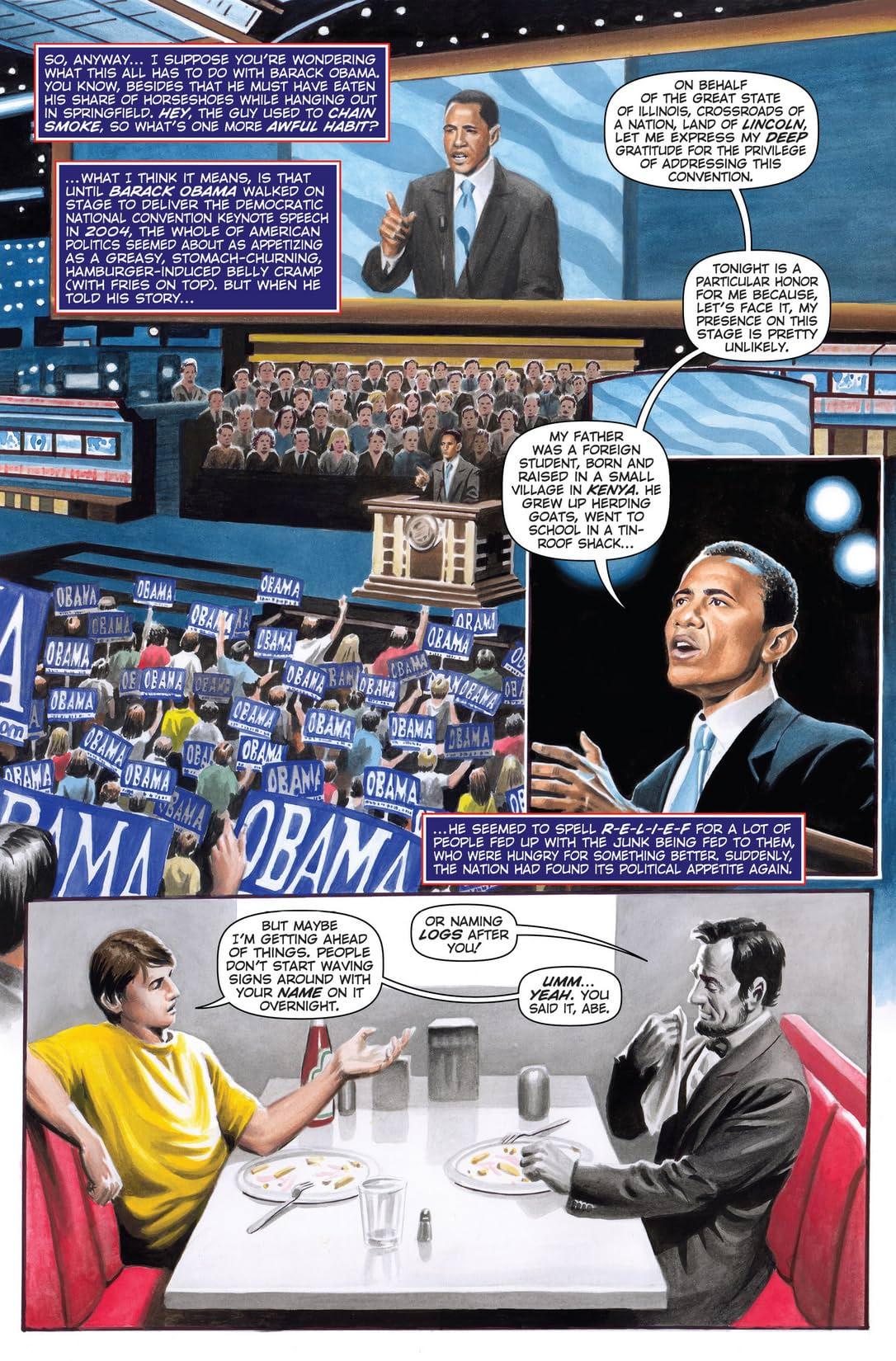 Political Power: Barack Obama