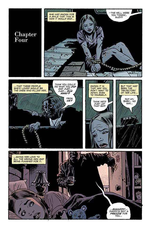 click for super-sized previews of Fatale #9