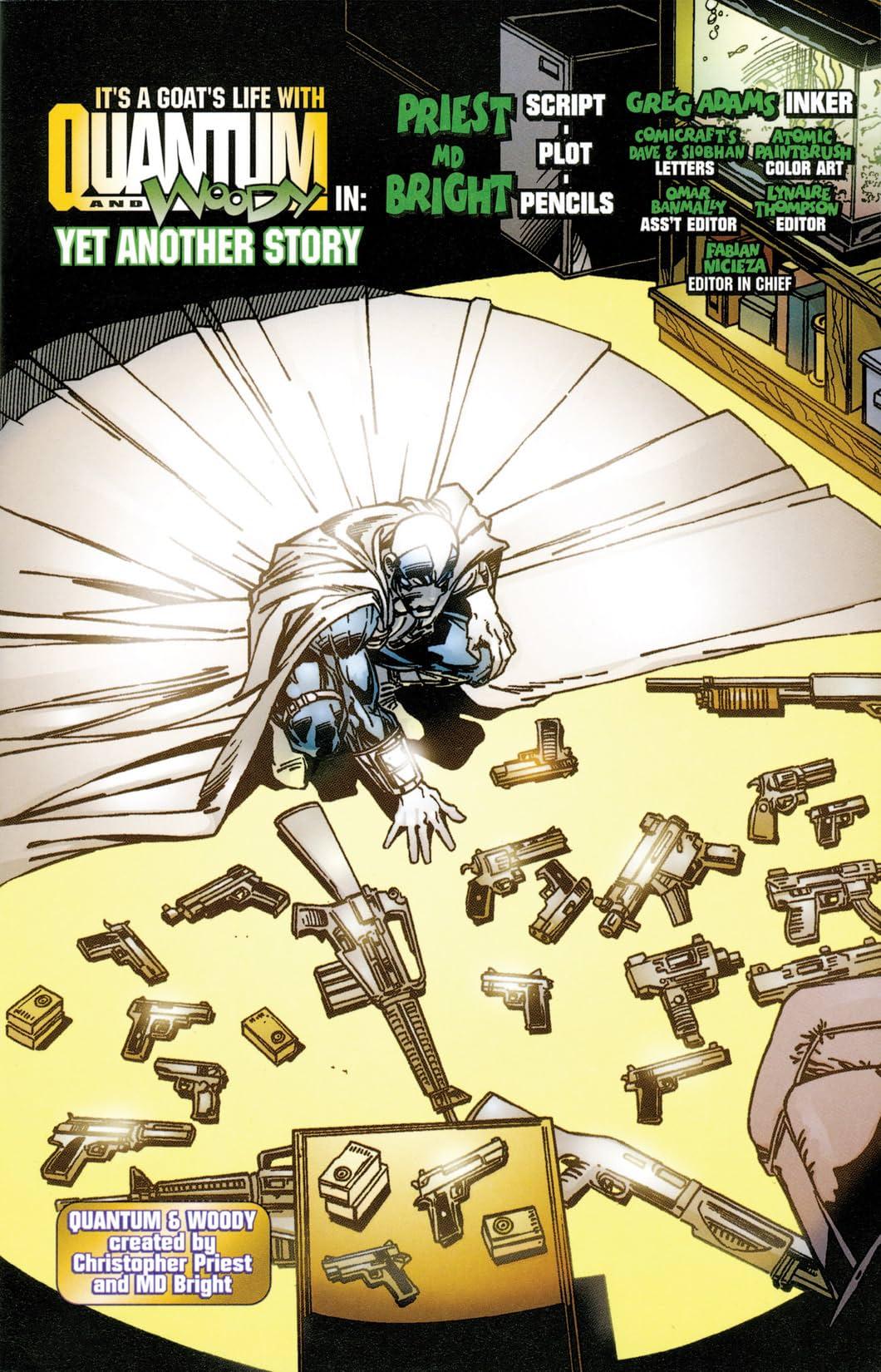 Quantum and Woody (1997-2000) #3