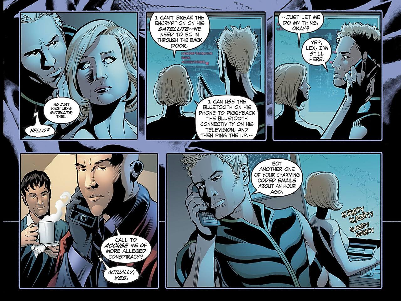 Smallville: Season 11 #20