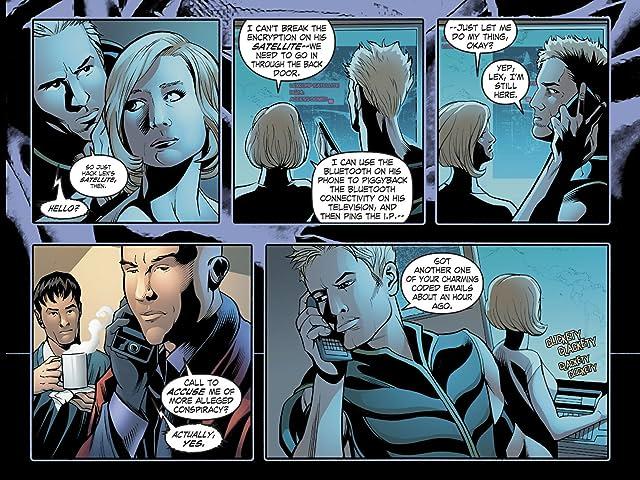 click for super-sized previews of Smallville: Season 11 #20