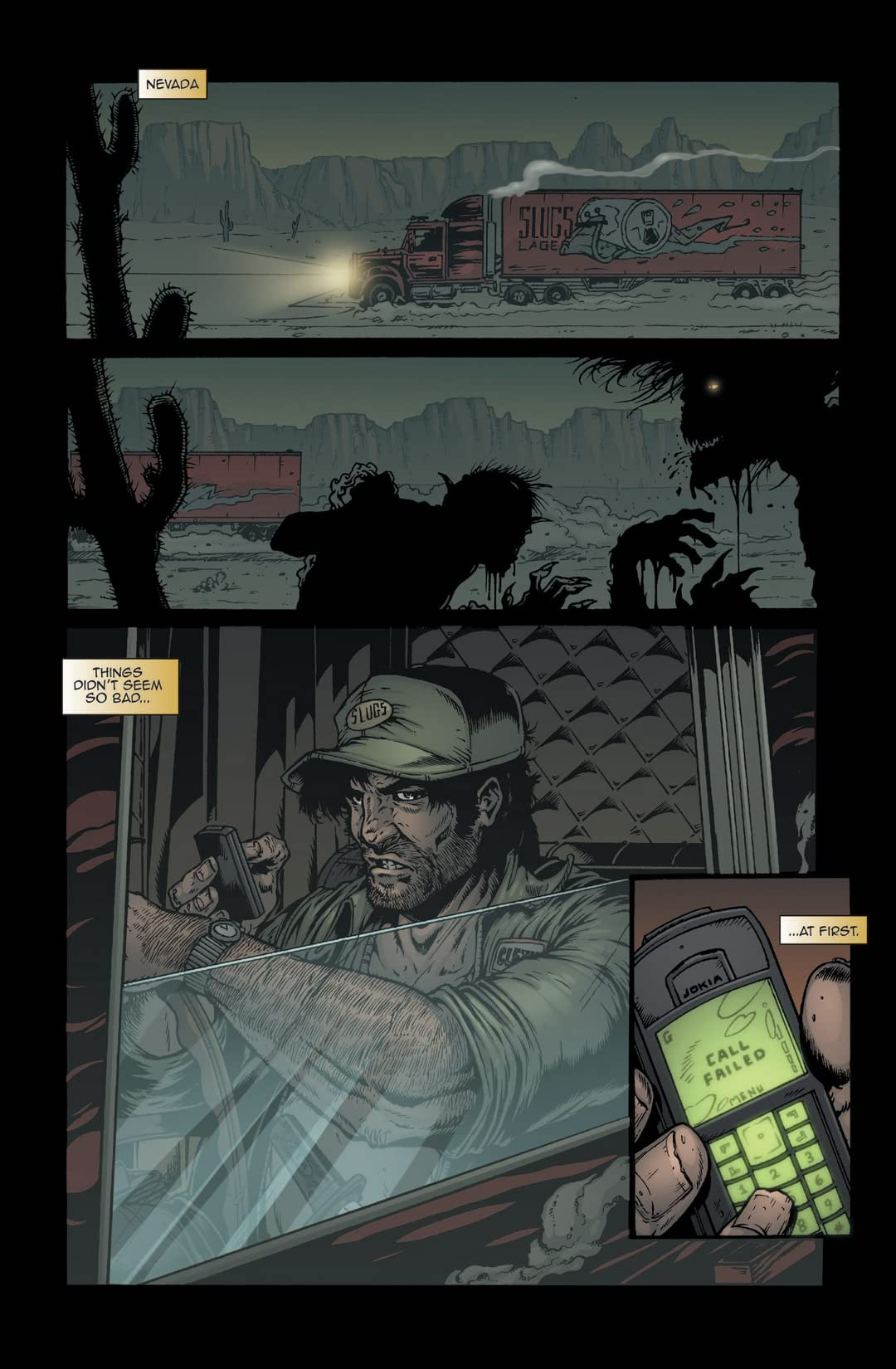 American Wasteland #1 (of 3)