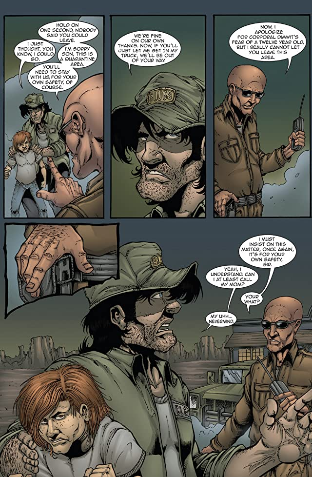 click for super-sized previews of American Wasteland #2