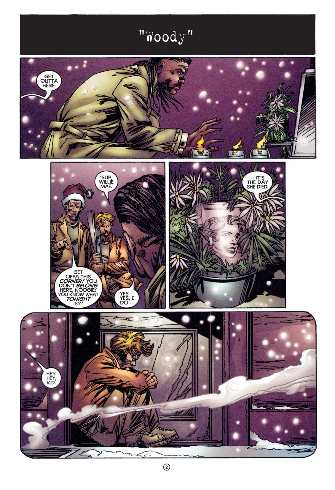 Quantum and Woody (1997-2000) #11