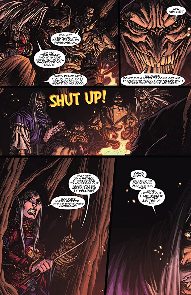 click for super-sized previews of Pathfinder #3