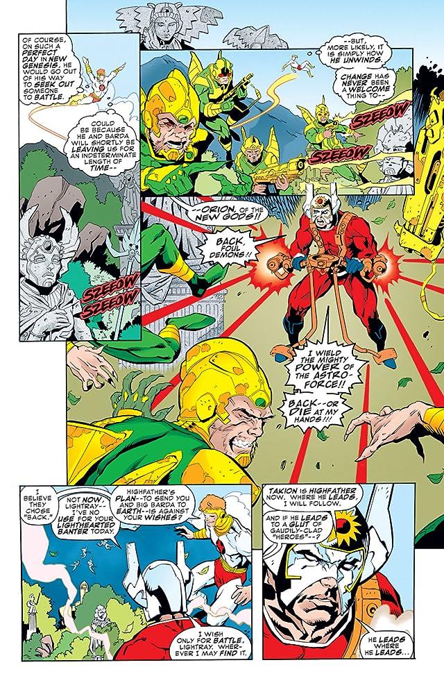 JLA: Secret Files & Origins #2