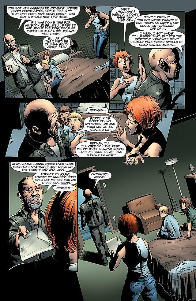 click for super-sized previews of Garth Ennis' Jennifer Blood #19