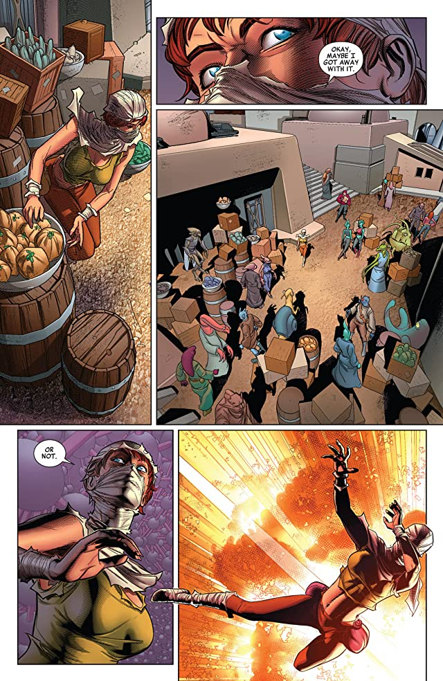 click for super-sized previews of Avengers (2010-2012) #32