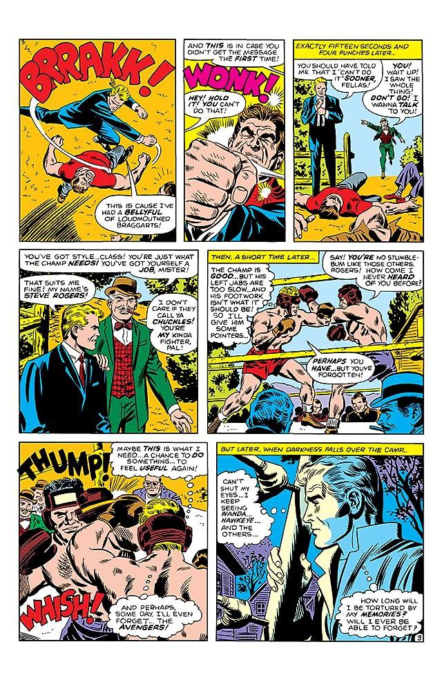 Avengers (1963-1996) #23
