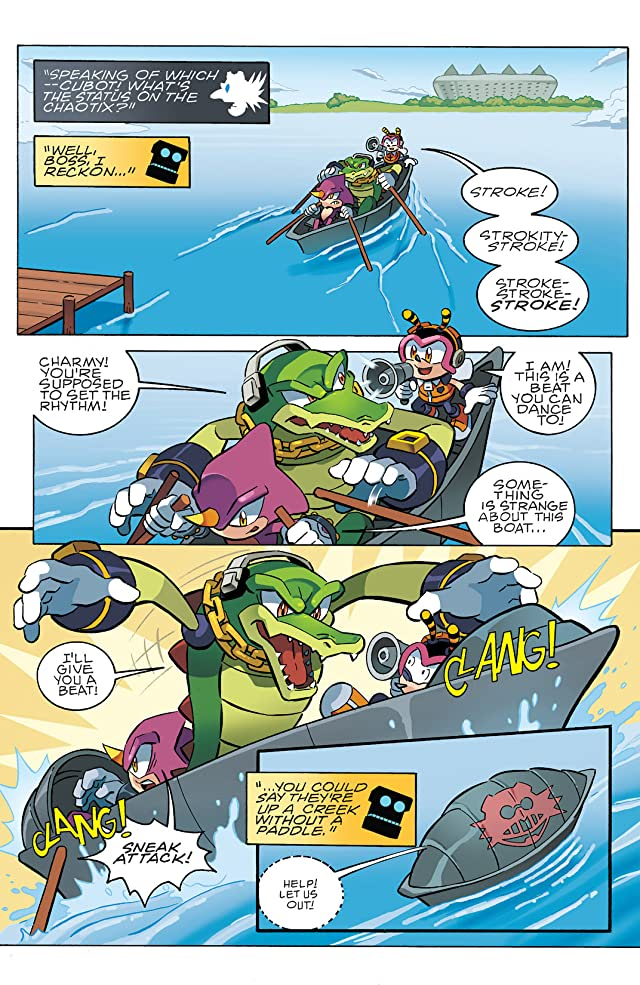 Sonic the Hedgehog #242