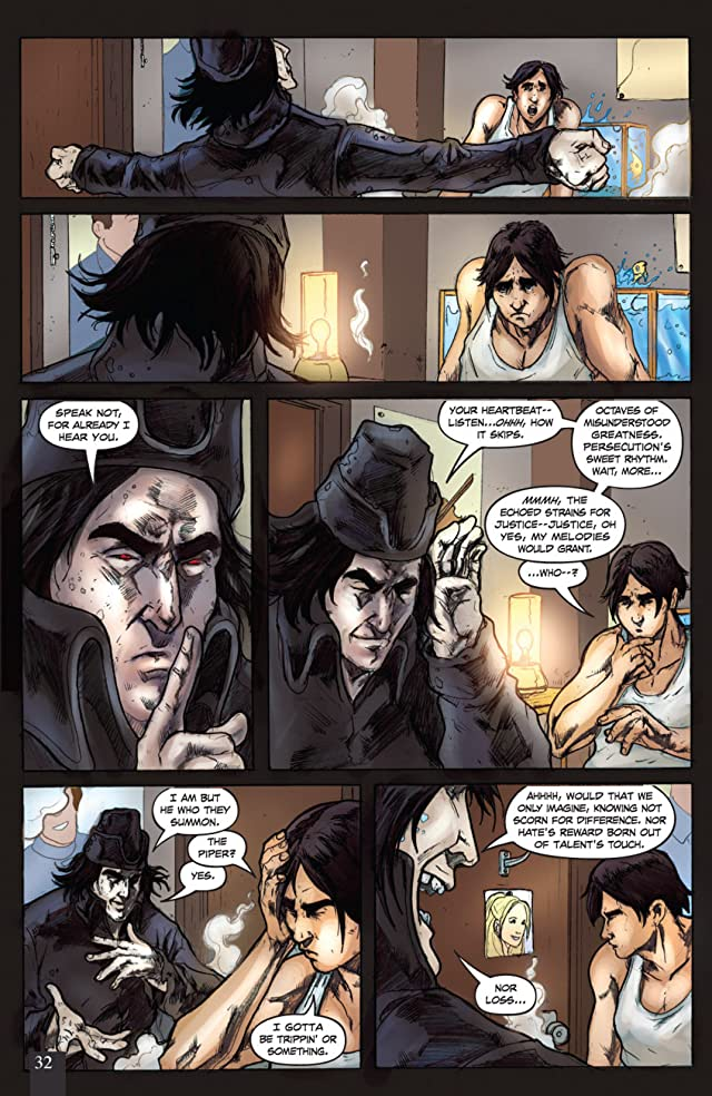 Grimm Fairy Tales: The Piper #2 (of 4)