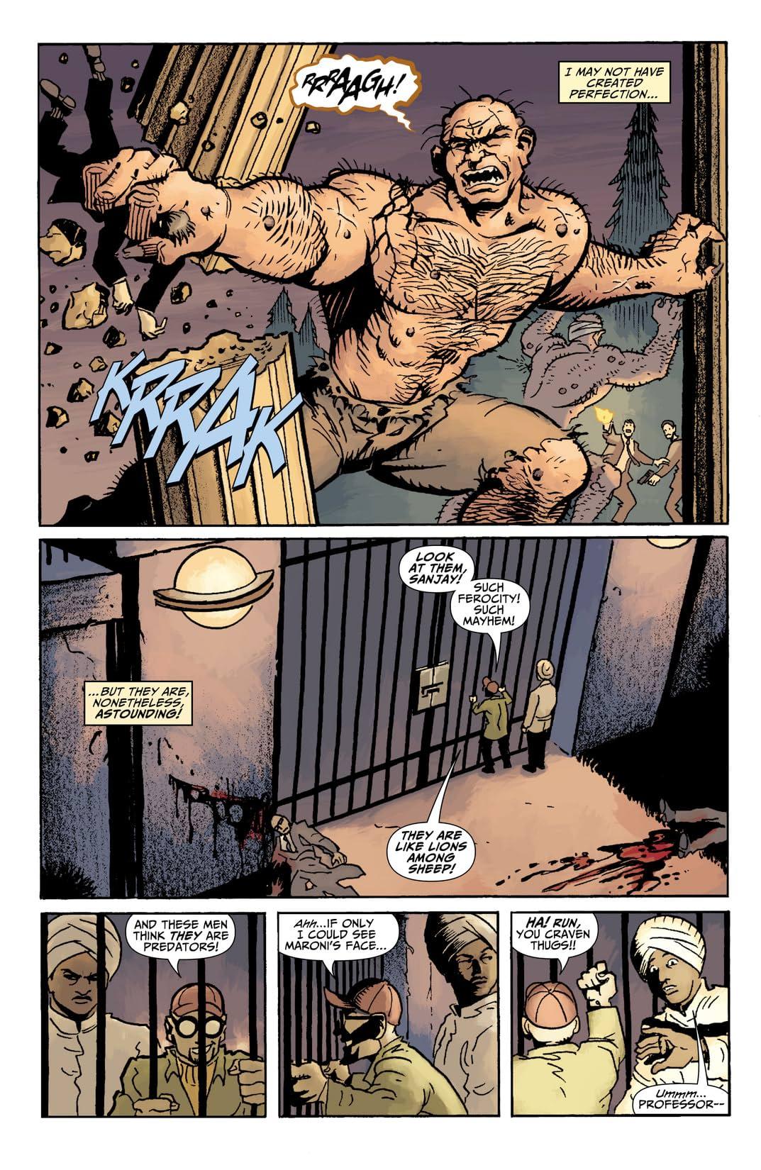 Batman & the Monster Men #6 (of 6)