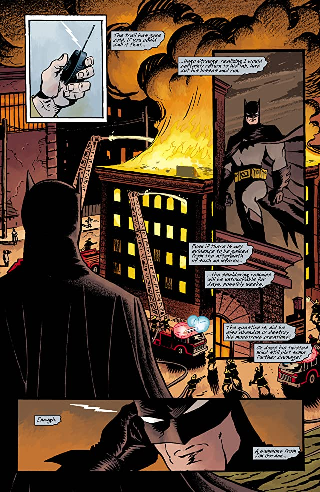 click for super-sized previews of Batman & the Monster Men #5